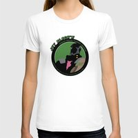 bebop T-shirts featuring Bebop Jet by AngoldArts