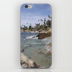 Heisler Park, Laguna Beach iPhone & iPod Skin