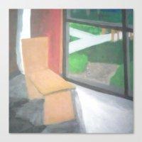 studio killers Canvas Prints featuring Studio by Tiffany Cooper