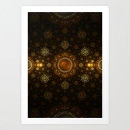 Summoner Series // Cloister of Kilika Art Print