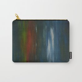 Red sunset at sea Carry-All Pouch