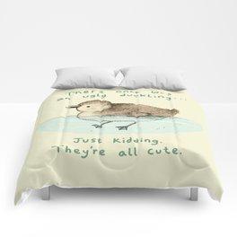 Ugly Duckling Comforters