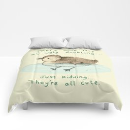 Ugly Duckling Comforters