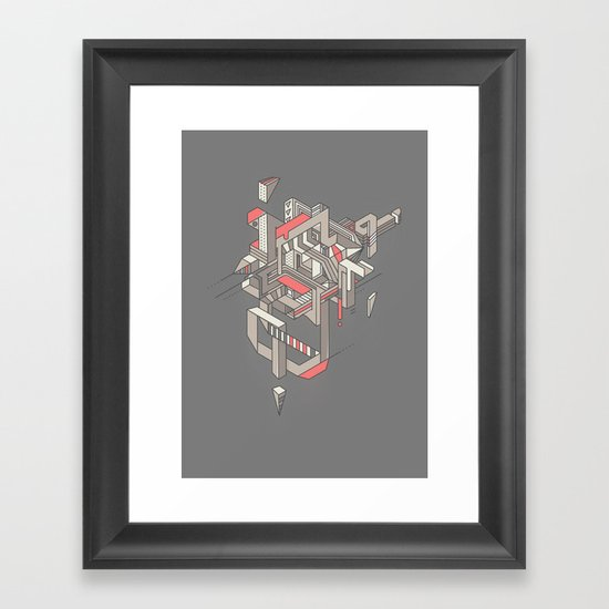 ASW Framed Art Print