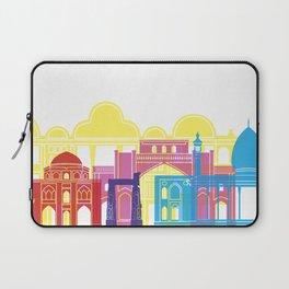 Shiraz skyline pop Laptop Sleeve