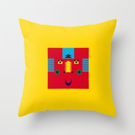 LSD: Dream Emulator Character B2 Throw Pillow