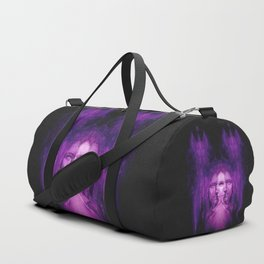 Hemispheres - reloaded - purple Duffle Bag