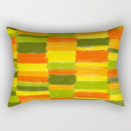 Fresh Colours No 1 Rectangular Pillow