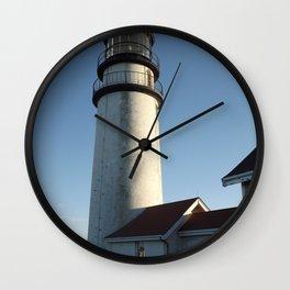 Highland Lighthouse Wall Clock