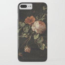 Elias van den Broeck - Still life with roses - 1670-1708 iPhone Case