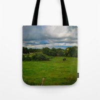 farm Tote Bags featuring Farm by Ashley Hirst Photography
