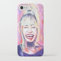 allyson johnson iPhone & iPod Cases featuring Betsey Johnson by AntiPosi