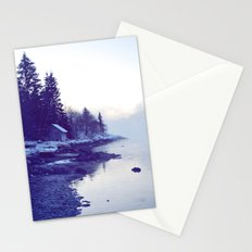 Winter Fog Stationery Cards