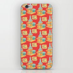We all get lonely. iPhone & iPod Skin