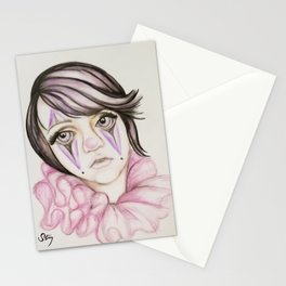 Meloncholy Thespian Stationery Cards