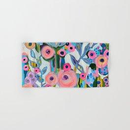 Summer Garden Hand & Bath Towel