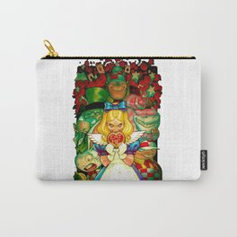 Hello Alice Carry-All Pouch