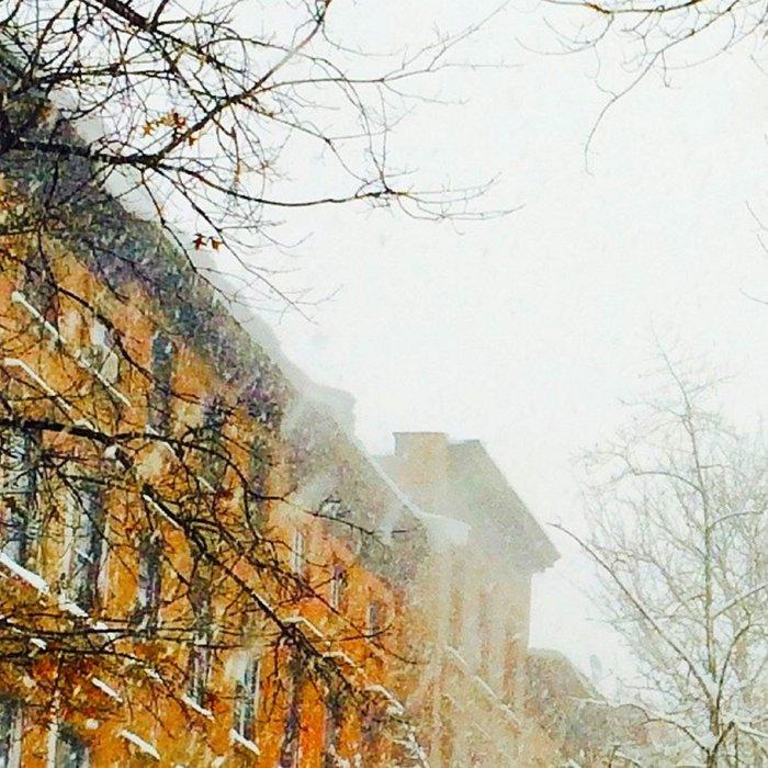 NYC @ Snow Time Leggings