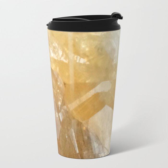 Citrine Travel Mug