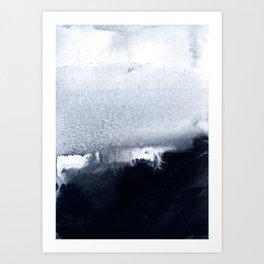 into the deep 2 Art Print