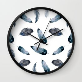 Midnight Sky Wall Clock