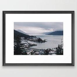 Wrangell, Alaska Framed Art Print