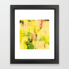 Isolated & Alone Framed Art Print