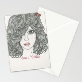 Snow White ♡ Stationery Cards