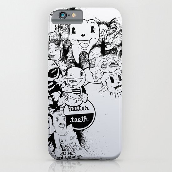 Better Teeth iPhone & iPod Case