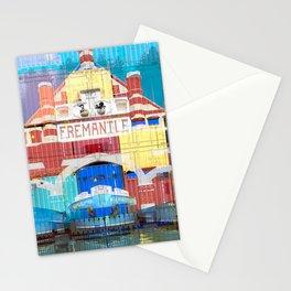Fremantle Markets Stationery Cards