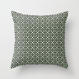 Rue Royal Throw Pillow
