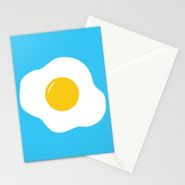 Easter Egg Stationery Cards