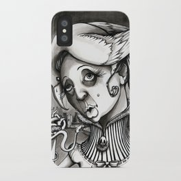 Lady Heartwood iPhone Case