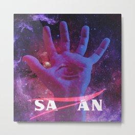 Space Cult. Metal Print
