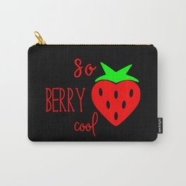 So Berry Cool Carry-All Pouch