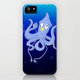 Pueblo the Kracken iPhone Case