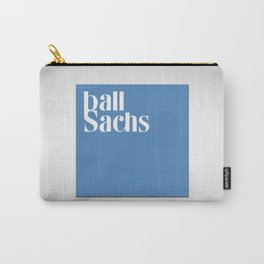 Ball Sachs Carry-All Pouch