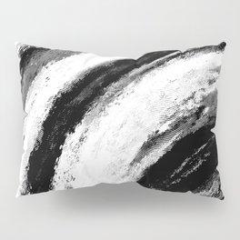 B&W Pillow Sham