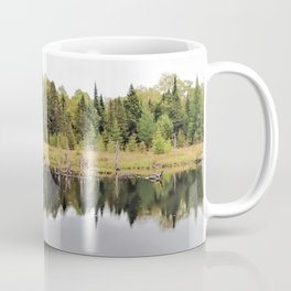 When A Tree Falls In The Forest: Soundwave Coffee Mug