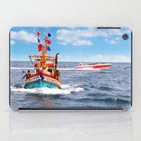 thailand iPad Cases featuring Pattaya - Thailand by Namchok Petsaen