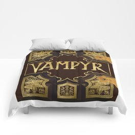 Vampyr Book -- Buffy the Vampire Slayer Comforters