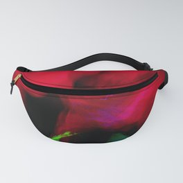 Abstract I'm Friends With The Monster That's Under My Bed Fanny Pack
