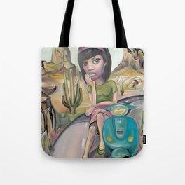 Lost road Tote Bag
