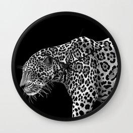 Jaguar 1 Wall Clock
