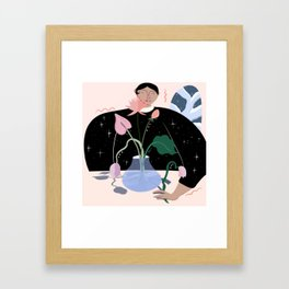 Arrange Framed Art Print