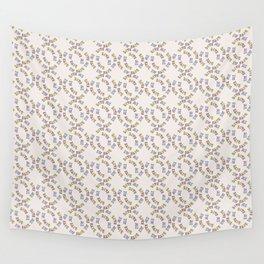 Bite me! pat. cream Wall Tapestry