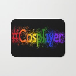 Proud Cosplayer Bath Mat