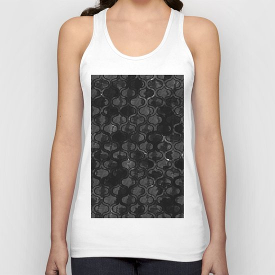 Abstract 47 Unisex Tank Top