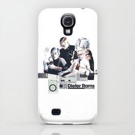 DIETER RAMS: DESIGN HEROES iPhone Case