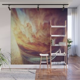 Coffee with Cream Wall Mural